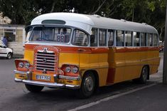 Malta Bus, Busses, Commercial Vehicle, Public Transport, Coaches, Transportation, Old Things, Trucks, Vehicles
