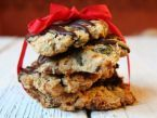 Marokánky z ovesných vloček Christmas Sweets, Christmas Goodies, Christmas Decorations, Russian Recipes, Favorite Recipes, Chicken, Breakfast, Healthy, Food