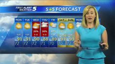 """Oklahoma meteorologist deals with earthquake live on the air """"Oh, my gosh,"""" KOCO's Danielle Dozier says."""