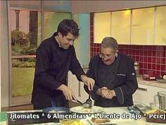 """Invitado al programa """"Cocina Prâctica, así de fácil"""" (2/2) de Televisa Guadalajara (Canal 144 de SKY a Nivel Nacional) Al aire: 7/marzo/2013 www.chefmanuelsalcido.com"""