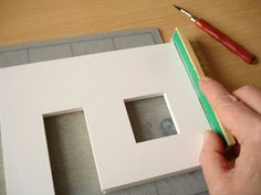 Here is a demonstration of a method I use when building realistic architectural models. It is a time-saving way of building a stable, solid wall whenever one needs a 'real' wall thickne…