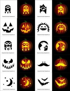 Free-Simple-Pumpkin-Carving-Stencils-For-children