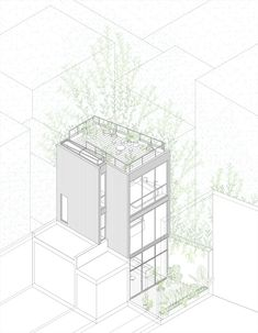 kohan ratto arquitectos renovates a vertical micro house in buenos aires