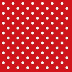 Red Polka Dots PAPER NAPKINS  Red Paper by PaperNapkinsShop