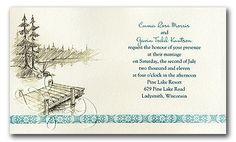 lake invitation