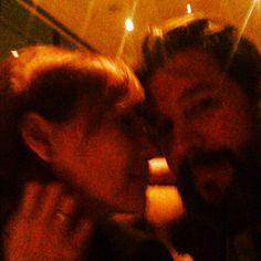 Débora Falabella e Murilo Benício (Foto: Instagram/ Reprodução)