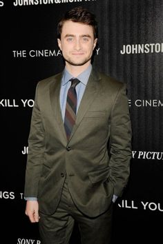 Daniel Radcliffe on Filming the Gay-Sex Scene in Kill Your Darlings: I Don't See It as a Risk