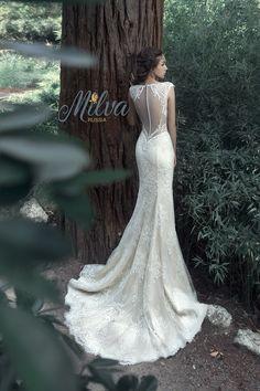 Свадебная мода MILVA, wedding dress, sposa, wedding diaries, wedding look book,