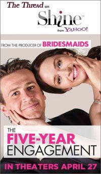 watch the five year engagement