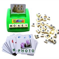 Spell Word Fun Game Educational Toy