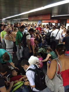 #canseidesersardinha: envie sua foto de sufoco no transporte coletivo para o Catraca Livre