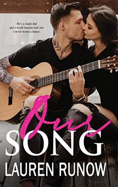 Cover Reveal: Our Song by Lauren Runow (Books to Breathe) Kids Science Museum, Science For Kids, Book Club Books, Books To Read, Contemporary Romance Novels, Single Dads, Single Parent, Romance And Love, Teaching Kindergarten