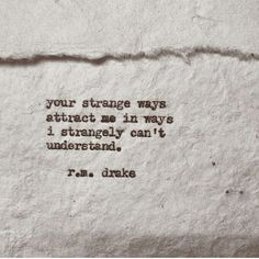 Robert M. Drake http://instagram.com/rmdrk https://www.facebook.com/rmdrk #425 by Robert M. Drake #rmdrake @rmdrk Beautiful chaos is now available through my etsy.