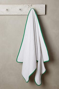 perfect, simple and clean. Peacock Alley Metro Towel Collection - anthropologie.com