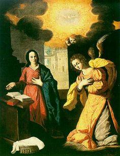Zurbaran, The Annunciation Apd, Spanish Art, Ancient Aliens, Gallery, Painting, News, Women, 16th Century, Pintura