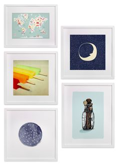 Minted Art Collection. Affordable framed options.