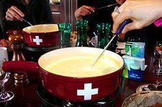 Eat Swiss Fondue