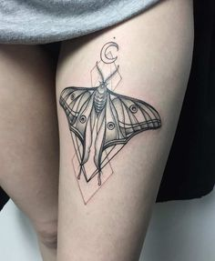 d22d0802c4532 Butterfly Tattoo by Sasha Masiuk Classic Tattoo, Bad Tattoos, Tatoos,  Tattoo Artists,
