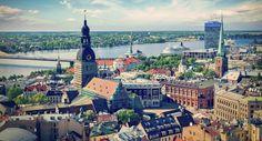 Clodagh Finn says Latvian capital Riga is a perfect holiday choice this Christmas.