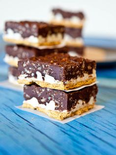 krispie smores bars   # Pin++ for Pinterest #