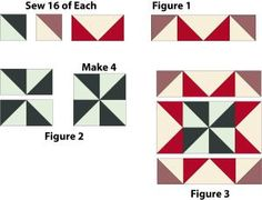Sew a Table Runner with Variable Star Quilt Blocks: Sew Patchwork for the Star Table Runner