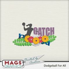 DODGEBALL FOR ALL  FREEBIE can be found in the MagsGraphics Gallery Showcase Group on Facebook: http://bit.ly/magsFBGroup.  Full collection is sold at Gingerscraps:  http://bit.ly/mags_GS