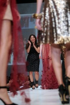 """Houston designer Chloe Dao will be a judge on the upcoming """"Project Runway Vietnam"""".     http://blog.chron.com/shopgirl/2013/03/exclusive-chloe-dao-tapped-for-project-runway-vietnam/"""