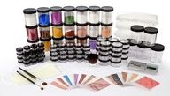 The artist's Mineral Makeup Kit, contains over 100+ professional ingredients to make your own custom makeup!