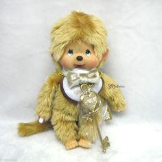 Blonde monchichi
