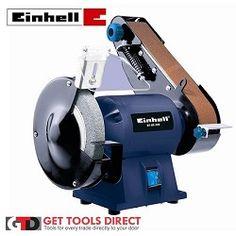Einhell BT-US240 Bench Grinder Linisher - Sander