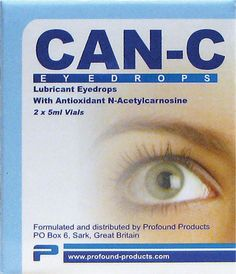 Carnosine Eye Drops