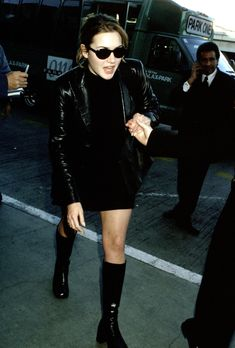 From 90s leather jackets to Renaissance gowns, here's Kate Winslet's most iconic outfits