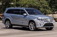 Cool Mercedes: Mercedes-Benz GL 2015  News & Reviews Check more at http://24car.top/2017/2017/07/13/mercedes-mercedes-benz-gl-2015-news-reviews/