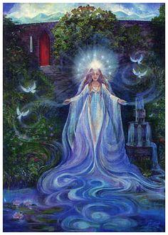 Goddess Art of Pamela Matthews