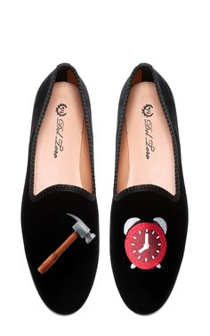 M'O Exclusive #Hammertime Loafer by Del Toro for Preorder on Moda Operandi