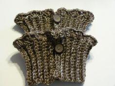 free boot cuff crochet pattern | Crochet Boot Cuff Pattern EMAILED. $5.00, via ... | Hookin' All Day L ...
