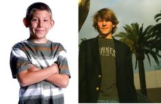 Anybody watch Malcolm in the middle as a kid? It's neat seeing child actors grown up. :]