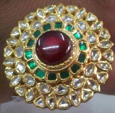 . Indian Wedding Jewelry, Bridal Jewelry, Diamond Chandelier Earrings, Head Jewelry, India Jewelry, Pendant Design, Jewelry Patterns, Antique Jewelry, Jewelery