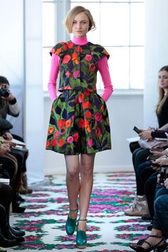 Delpozo Fall 2013 RTW Collection - Fashion on TheCut