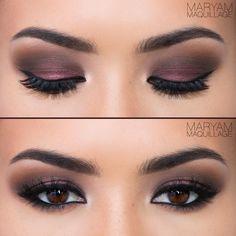 """! Maryam Maquillage !: """"Grungy"""" Fall Makeup & Fashion"""
