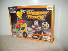Mech Tech Metal Construction Toys Complete 2010 #mechtech