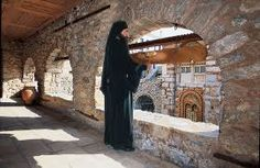 Image result for μοναχισμος Cool Stuff, World, Image, Home Decor, Religion, Spiritual, Mountain, Life, Decoration Home