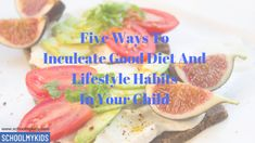 In this article you see five ways to foster healthy eating habits for kids. Healthy Eating For Kids, Healthy Eating Habits, Healthy Foods To Eat, Healthy Snacks, Healthy Recipes, Blueberry Cheesecake Bars, Blueberry Season, Nutrition And Dietetics, Eat Fruit