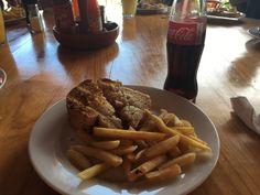 Lunch in Gracias, Honduras