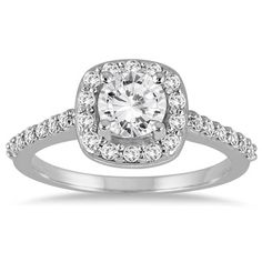 White Gold Diamond Halo Ring . url: http://serwhitegolddiasddea.blogspot.com/2016/02/white-gold-diamond-halo-ring.html