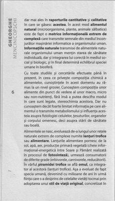 G.Mencinicopschi Biblia Alimentară Bible