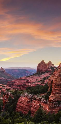 Sedona, Arizona | 27 Underrated U.S. Vacation Spots You Should Visit Before You Die