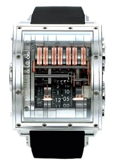 b9ca601ae6b Dez relógios estranhos que eu gostaria de ter - hubolt replicas