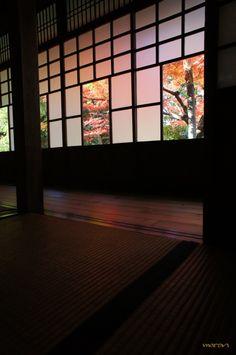 Japanese traditional room, Washitsu 和室 I w Japan Architecture, Sustainable Architecture, Pavilion Architecture, Residential Architecture, Contemporary Architecture, Japanese Interior, Japanese Design, Japanese Style, Washitsu