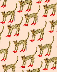 Cheetah in Heels - Bouffants and Broken Hearts